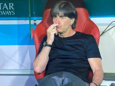 Joachim Low Terciduk Ulangi Kebiasaan Joroknya di Laga Jerman Kontra Prancis EURO 2020