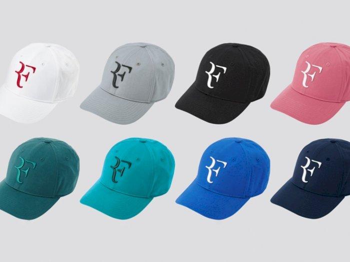 """UNIQLO Meluncurkan Topi Ikonik """"RF"""" Roger Federer Terbaru"""
