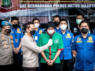 Permintaan Keluarga, Anji Jalani Asesmen di BNNP DKI Jakarta