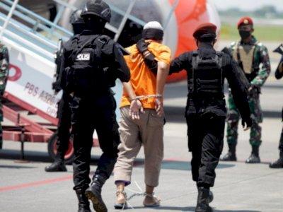 4 Teroris Ditangkap di Jabar, Ternyata Ini Perannya
