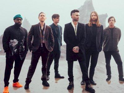 Maroon 5 Rilis 'JORDI' Sebagai Album Paling Personal Yang Dibuat