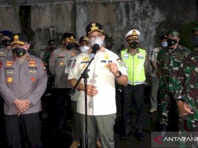 Demi Atasi Pandemi, Anies Minta Masyarakat Aktif Awasi dan Jalankan Prokes di Jakarta