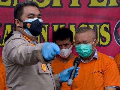 Sekda Nias Utara yang Ditangkap Pesta Narkoba di Medan Resmi Dicopot dari Jabatan
