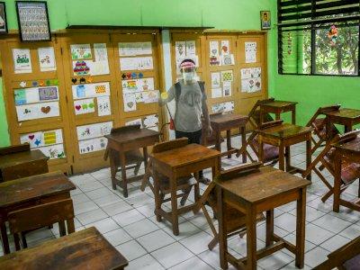 Ketua Umum IDAI Meminta Untuk Tak Melakukan Kegiatan Sekolah Tatap Muka