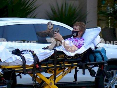 Kabur dari Tempat Isolasi Covid-19, Pria Ini Justru Terjatuh dari Balkon Hotel