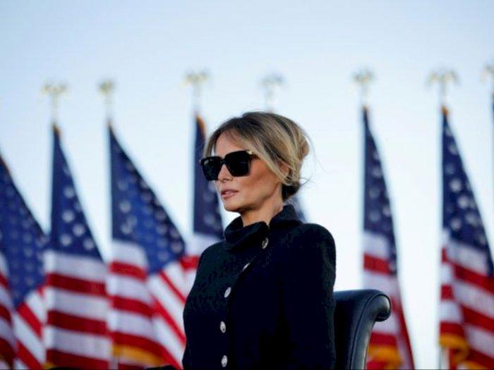 Ternyata Ini Alasan Melania Trump Tidak Hadir di Acara Ulang Tahun Suaminya