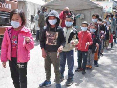 Lebih dari 5.000 Anak Dinyatakan Positif Covid-19, 17 Anak Dikabarkan Meninggal Tahun Lalu