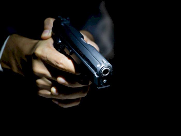 Keluarga Korban Minta Polisi Usut Tuntas Kasus Penembakan Wartawan di Simalungun