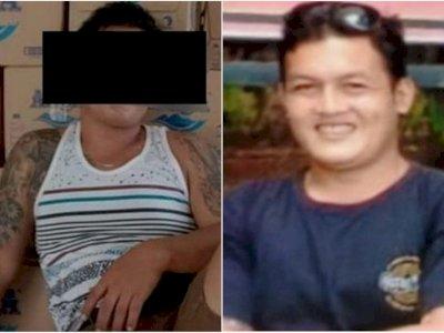 Tampang I Made Maranada, Suami yang Bunuh Istri di Depan Ibu Kandung, Tubuhnya Penuh Tato