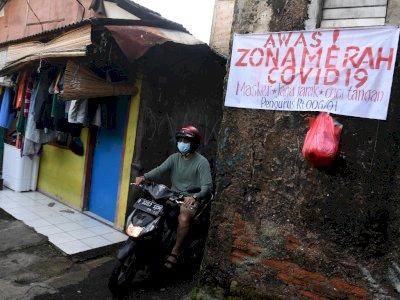 Update Corona Jakarta 21 Juni: Tambah 5.014 Kasus, Total Jadi 479.043