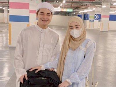 Alvin Faiz Unggah Kalimat Bijak Soal Suami Ringan Tangan Usai Cerai dengan Larissa Chou
