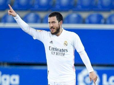 Janji Eden Hazard yang Tak akan Biarkan Engkelnya Jadi Penghalang Kariernya