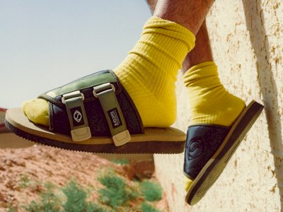 Soulection Bermitra dengan Suicoke untuk Rilis Koleksi Footwear Terbaru