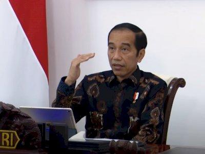 Diminta IDI Lockdown 2 Pekan, Jokowi Malah Perkuat PPKM Mikro, Disuruh Terapkan 3 M Lagi