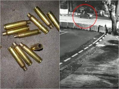 Polisi Temukan 2 Selongsong Peluru di Komplek Pati Polri Jaksel, Milik Pengemudi Koboi