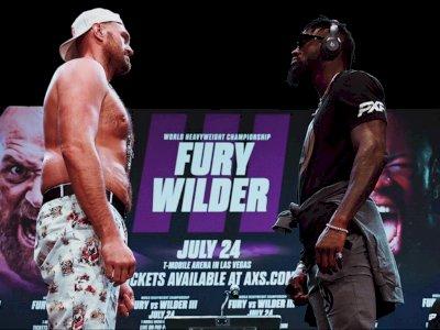 Penilaian Mike Tyson Soal Peluang Deontay Wilder Saat Duel Tinju dengan Tyson Fury