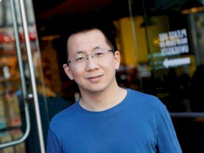 Pendiri TikTok Jadi Orang Terkaya Ketujuh di China dengan Total Kekayaan Rp 500 Triliun