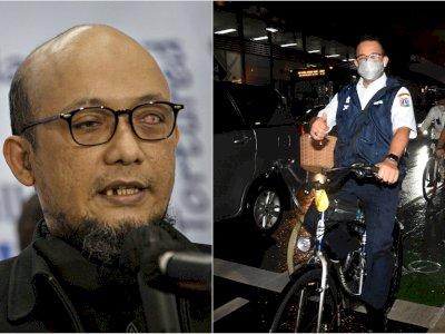 Kerap Dituding Lindungi Gubernur Anies dari Dugaan Kasus Korupsi, Ini Kata Novel Baswedan