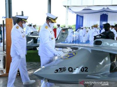 Kasal Sebut TNI AL Akan Pertajam Kekuatan Pesawat Udara Tanpa Awak