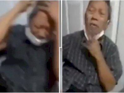 Fakta Kakek Dipukuli Karena Mencuri di Minimarket, Ternyata Sudah Sering Mencuri