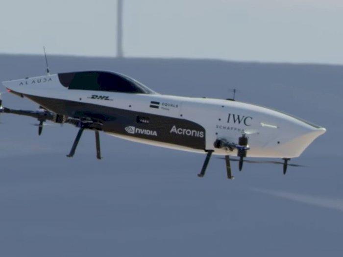 Mobil Balap Terbang Listrik Pertama di Dunia Berhasil Melakukan Uji Coba di Australia