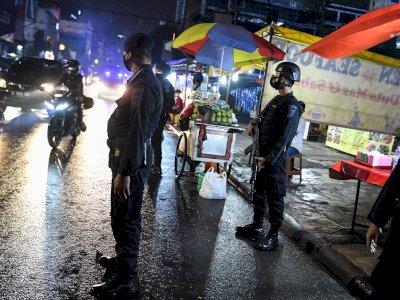 Pemerintah Perkuat PPKM Mikro 'Super Ketat' Mulai 22 Juni, Mal hingga Pasar Dibatasi