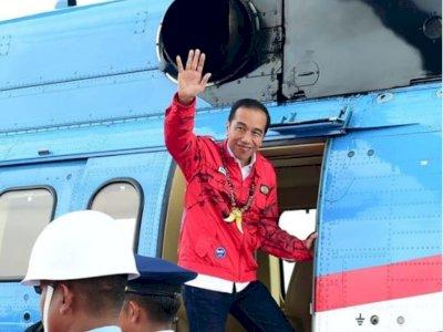 Heboh Wacana Presiden Jokowi 3 Periode Jabatan, PKS: Ini Berbahaya!