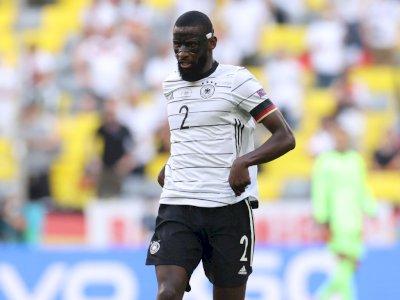 Antonio Rudiger Dinilai Tak Bisa Jadi Andalan Lini Pertahanan Jerman di EURO 2020