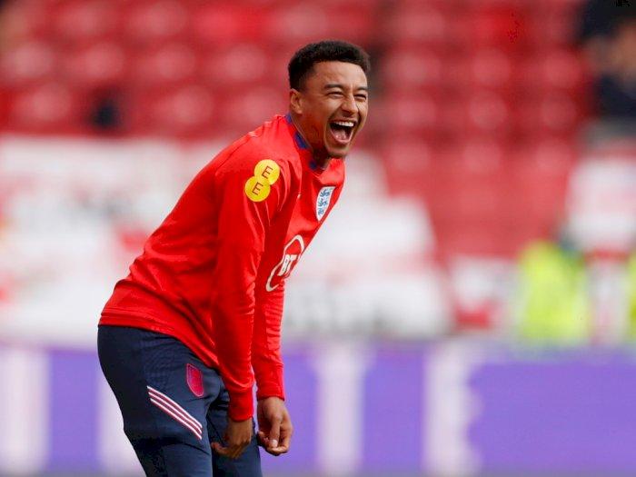 Lalui Separuh Musim di West Ham, Ini Harapan Lingard Jika Dia Kembali ke MU
