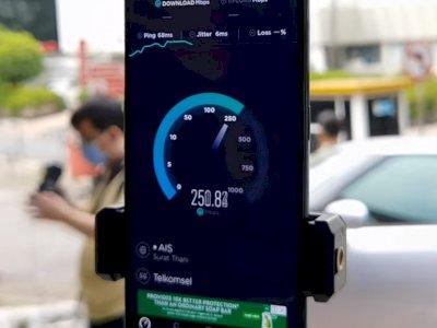 Berapa Sih Kecepatan Internet 5G Milik Telkomsel di Indonesia?