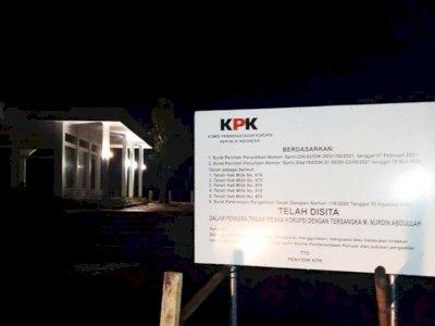 Jamaah Sesalkan KPK yang Sita Masjid Dibangun di Dusun Arra Oleh Nurdin Abdullah