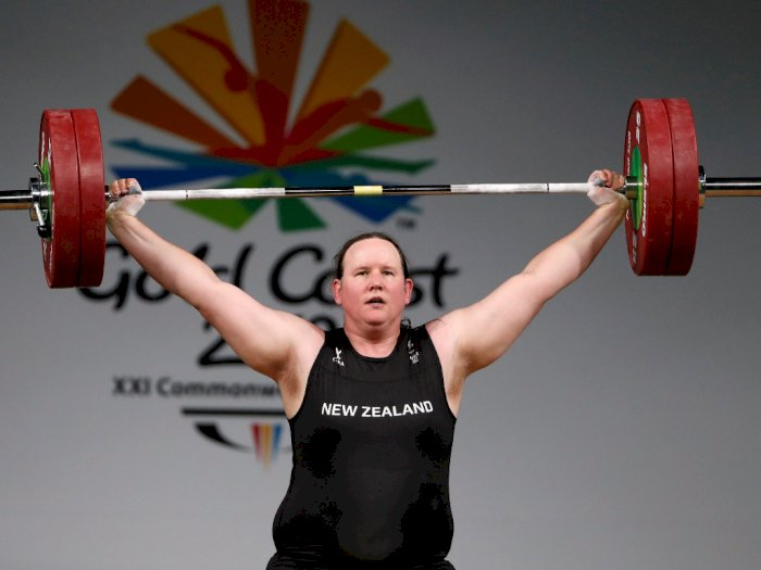 Laurel Hubbard Jadi Atlet Angkat Besi Transgender Pertama yang akan Tampil di Olimpiade