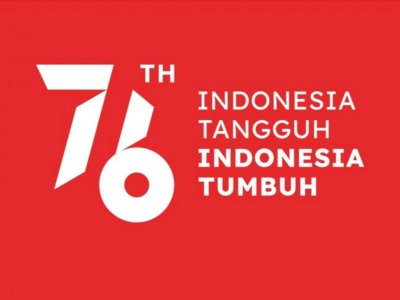 Sah! Ini Penampakan Logo HUT RI ke-76, Angkat Tema Indonesia Tangguh dan Tumbuh