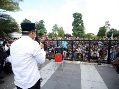 Wali Kota Surabaya Minta Maaf Setelah Diprotes Warga Madura Soal Wajib Tes Antigen