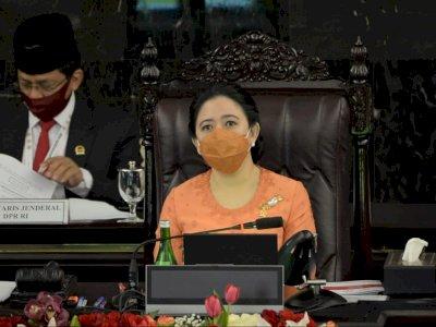 Rapat Paripurna, DPR Terima Surpres Revisi UU KUP