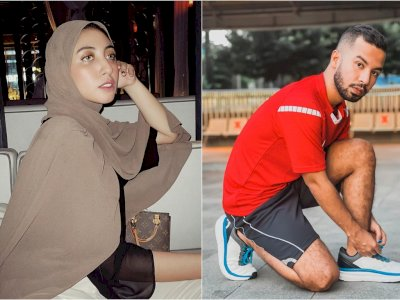 Vicky Alaydrus Kepergok Jalan Bareng Mantan Suami, Netizen Berharap Bisa Balikan