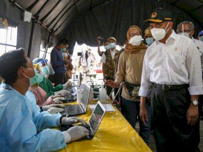 Heboh Penolakan Posko Penyekatan di Suramadu, Menko PMK Minta Masyarakat Kooperatif