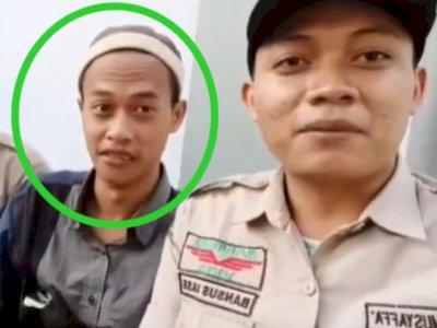Viral Santri Ini Suaranya Mirip Suara Jokowi, Netizen: Wajah dan Mimiknya Pun Mirip
