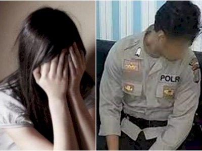 Oknum Polisi yang Perkosa Gadis di Polsek Malut Terancam Dipecat!