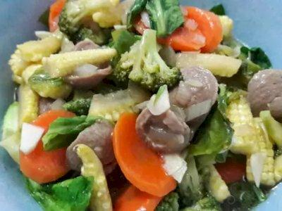 Begini Cara Membuat Cap Cay Goreng Yang Bisa Kamu Buat di Rumah Untuk Makan Siang