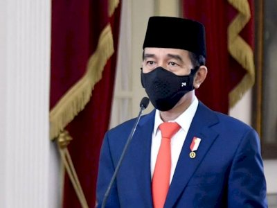 Jokowi: Jangan Tolak Vaksin Covid-19, Agama Apapun Tak Ada yang Melarang