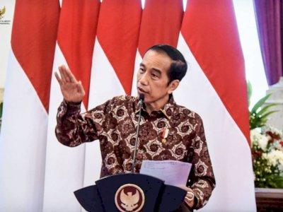 Tolak Terapkan PSBB dan Lockdown, Presiden Jokowi: PPKM Mikro Paling Tepat Saat Ini
