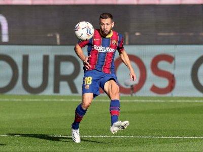 Jordi Alba Jadi Incaran Inter Milan