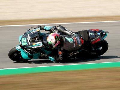 Franco Morbidelli Bakal Absen di MotoGP Belanda Minggu Ini, Apa Alasannya?