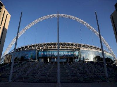Fans Diizinkankan Nonton Semifinal dan Final Euro di Wembley, Kapasitas 60 Ribu Penonton