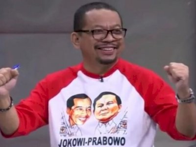 Dibilang Dungu Usung Jokowi 3 Periode, Qodari Bilang: Saya Melihat Realita di Lapangan