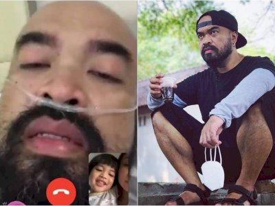 Pelawak Peppy Terbaring Lemah di Rumah Sakit, Terkonfirmasi Positif Covid-19