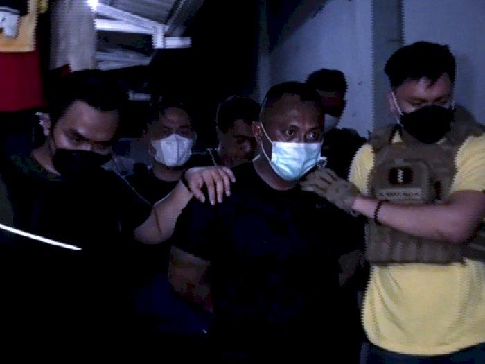Penembak Pelajar di Jakbar Ditangkap di Tebet dalam Keadaan Mabuk