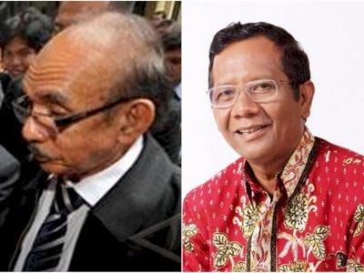 Mahfud MD Ungkit Keburukan M Assegaf yang Telah Meninggal: Dipecat Karena Bela Soeharto