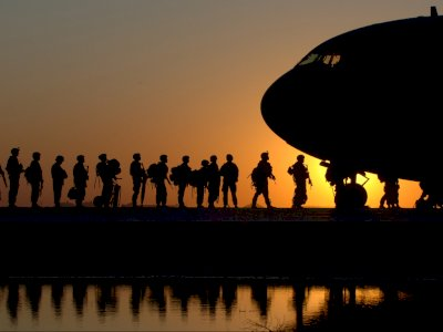 Laporan Tahunan PBB: Selama 2020 Lebih dari 8.500 Anak Dijadikan Tentara